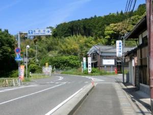 02 長命寺入り口