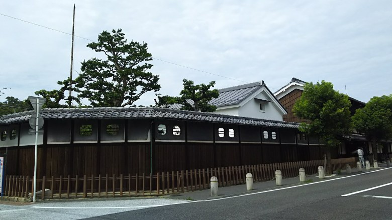 西川甚五郎邸
