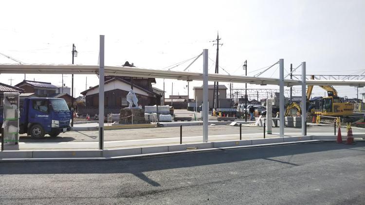 JR安土駅_南口