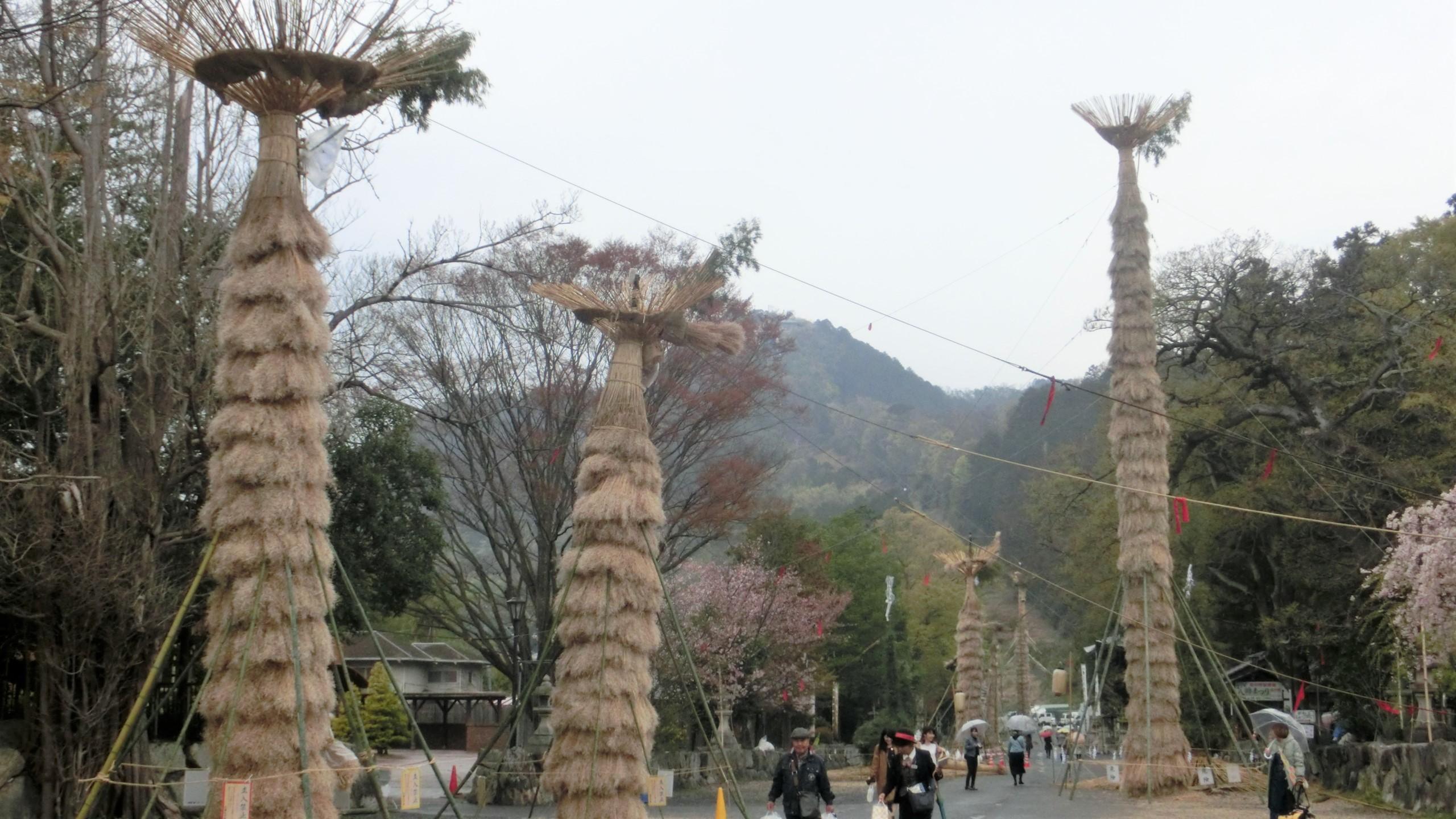 八幡まつり(松明祭り)
