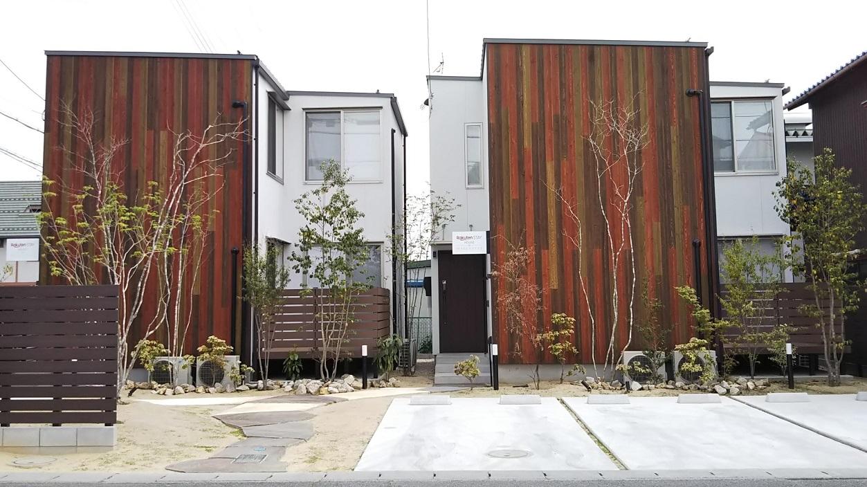 Rakuten STAY HOUSE×WILLSTYLE 八幡堀