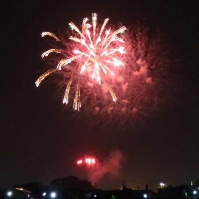 第138回 愛知川祇園納涼祭花火大会