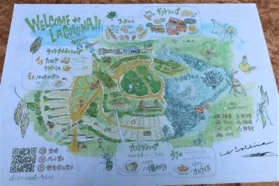 ラコリーナ近江八幡_場内マップ