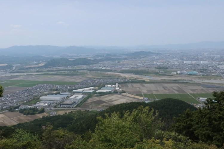 三上山(近江富士)登山