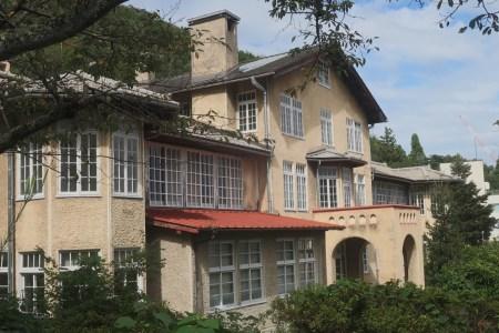 ヴォーリズ建築_ツッカーハウス