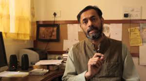Yogendra Yadav removed from AAP PAC