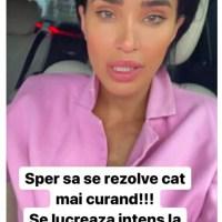 ADELINA PESTRIȚU, MESAJ DE DISPERARE. INFLUENCERIȚA A RĂMAS FĂRĂ INSTAGRAM