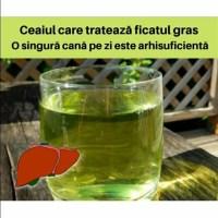 Cum se prepară ceaiul care tratează ficatul gras – O singură cană pe zi este arhisuficientă