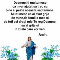 Rugăciunea de Sâmbătă
