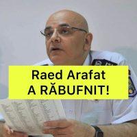 Raed Arafat, reactie dura dupa ce Ion Cristoiu a afirmat ca se afla in functie de 30 de ani: M-am saturat de personajele ca dumeavoastra, domnule Cristoiu, care sunt dispuse sa denigreze si sa murdareasca venind cu stiri false