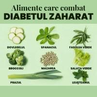 Alimente care combat diabetul zaharat