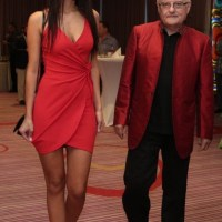 Irinel Columbeanu, părăsit de iubita mai tânără cu 40 de ani! Prietenii l-au dat de gol