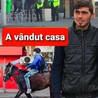 S-a aflat! Sergiu Ciobotariu, tatăl călăreț din Iași, a vândut casa primită din donațiile strânse de Cătălin Moroșanu! S-a mutat în ghetou și conduce un bolid de lux
