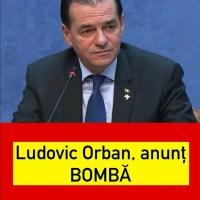 ULTIMA ORA! Ludovic Orban anunță că românii ar putea plăti pentru a se vaccina împotriva COVID-19