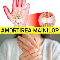 Tu știi de ce îți amorțesc mâinile în timpul somnului? Iată ce îți transmite organismul și când e cazul să mergi la doctor