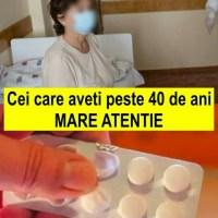 Mare Atenție! Cei Care Aveți Peste 40 De Ani Și Luați Aceste Medicament, Foarte Folosite În România, Riscați Foarte Mult