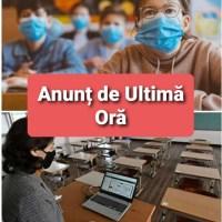 """Școlile și grădinițele se redeschid miercuri, 5 mai! Ce spune Sorin Cîmpeanu: """"Masca de protecţie va fi purtată în permanenţă"""""""