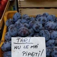 Situații inedite în piața Obor din Capitală. Cu ce s-a confruntat o femeie în momentul în care a vrut să cumpere legume