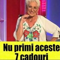 Lidia Fecioru, avertizeaza: Sapte cadouri pe care nu trebuie sa le primesti de la nimeni. Atrag ghinionul si boala