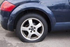 Prihranek pri gorivu - preverite prazne pnevmatike