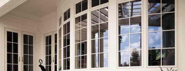 PVC okna so priljubljena predvsem zaradi dobre izolacije