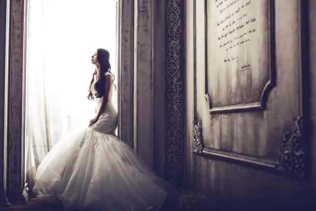 poročni fotograf cena - nevesta 1