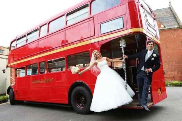 poročni prevoz cena
