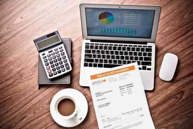 računovodstvo cenik