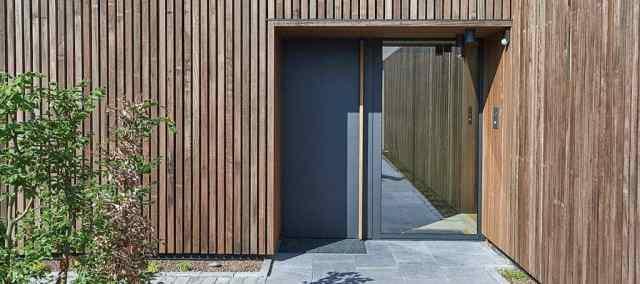 vhodna zunanja vrata material cena