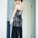 キャバドレスで黒色の着こなし方やコーデとは?おすすめのドレスとは?