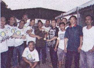 ABC Team juara