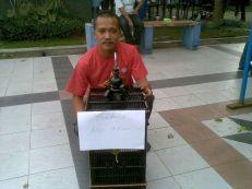 Om As Roni dapapt doorprize di Munas I Plecimania Indonesia di Jogja