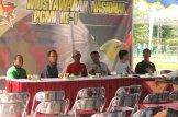 Para narasumber dan petinggi Plecimania Indonesia di Munas I Plecimania Indonesia di Jogja