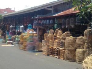 Pasar Burung Satria - Denpasar Bali