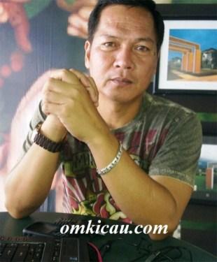 SABTU 23 OKT 2010, TAK OVER KACER AMAZONE DARI ANDI BONAFID BANJARNEGARA OLEH FACHRY DILAGA BALIKPAPAN