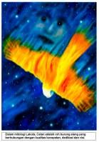 Cetan adalah roh burung elang yang berhubungan dengan kualitas kecepatan, dedikasi dan visi dalam mitologi Lakota