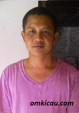 N'Cis - Ketua Panitia Lomba Kaligung BC Tegal