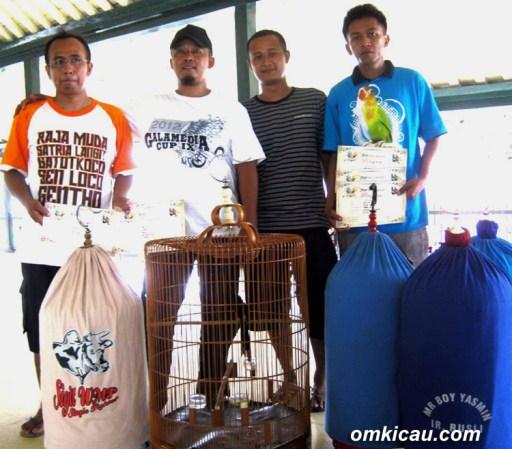 SIGIT WMP KAWAL JAGOAN KE IKPBS SOLO 30 DESEMBER 2012.