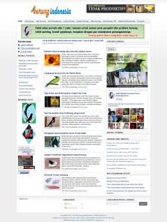 Website Agrobur (agrobur.com)