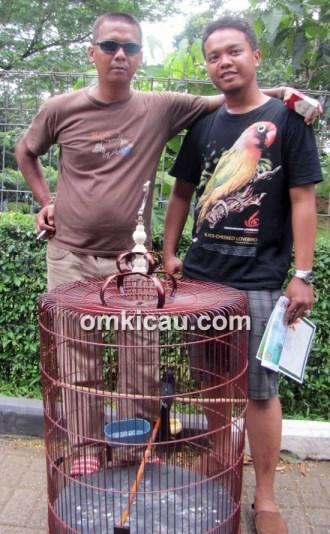 Fany kawal MB Cantona