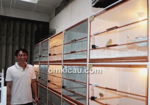 X'TO Bird Farm Bogor