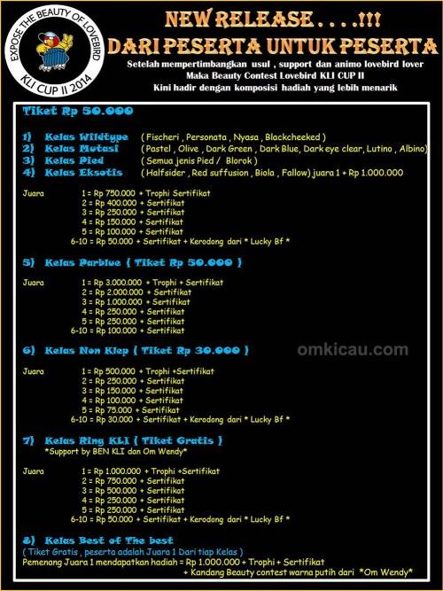 KLI Cup II Plus