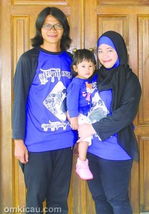 afdani dan keluarga