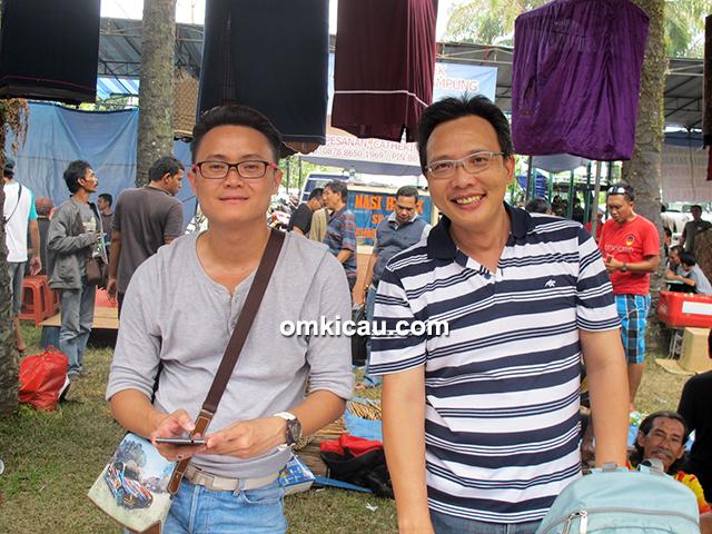 Jimmy DS dan Hanz KM