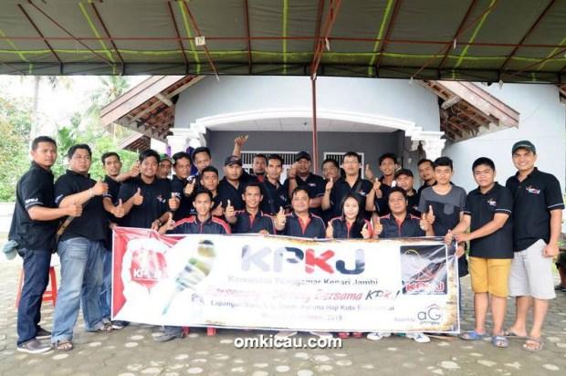 Panitia 1st Anniversary KPKJ
