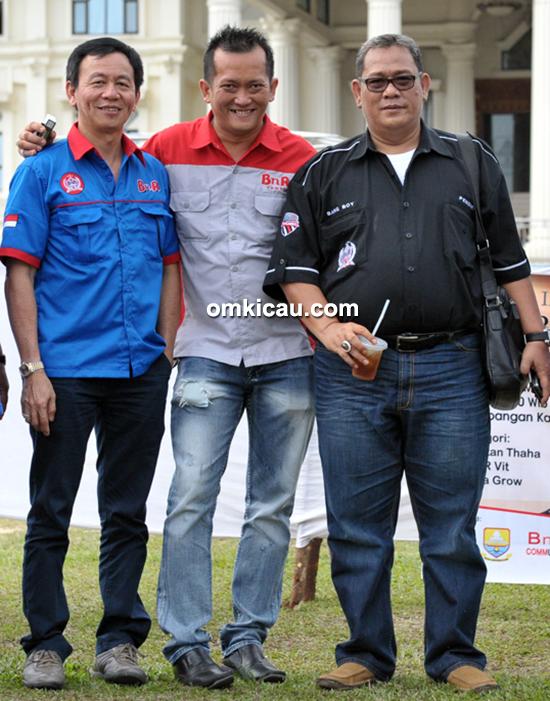 Road to BnR Award di Jambi