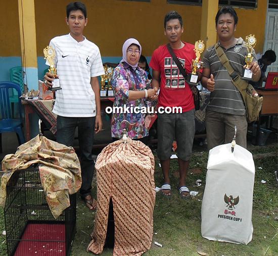 Latpres Perdana Raja BC Tanjung Raja