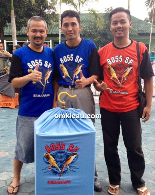 Om Wahyu 8055 Semarang