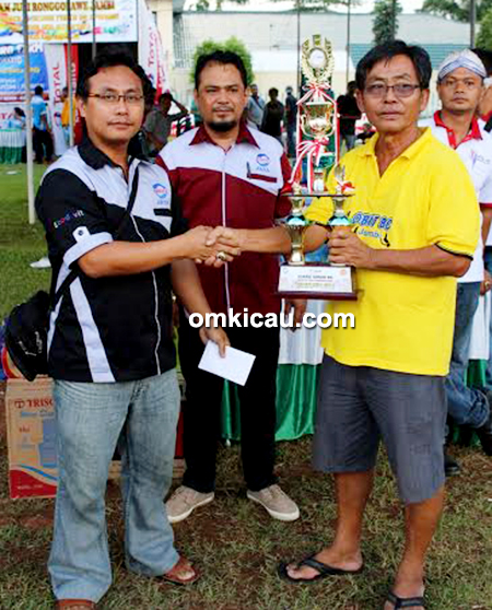 Obit BC juara umum