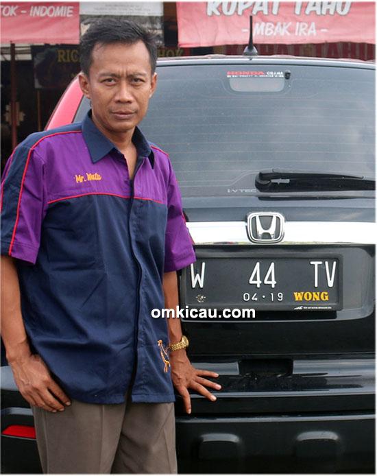 Mr Ratu Wong